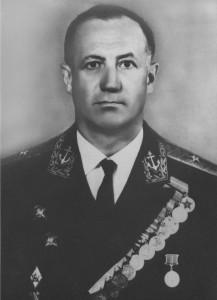 Контр-адмирал Трофимов Александр Александрович